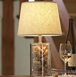Новогодние украшения из винных пробок. Изображение № 4.