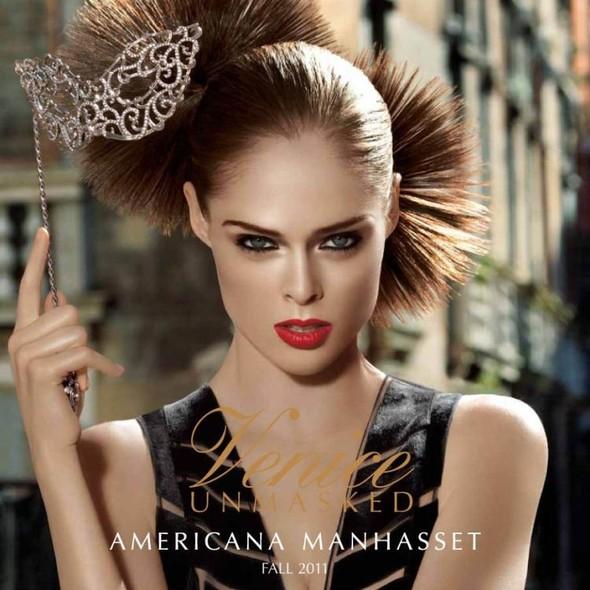 Лукбук: Коко Роша для Americana Manhasset F2011. Изображение № 1.