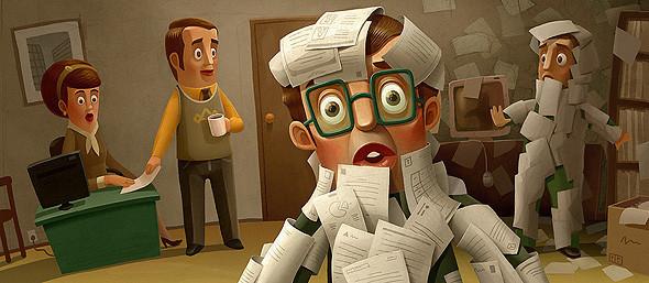 Красивые иллюстрации Андрея Гордеева. Изображение № 13.
