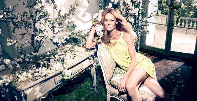 Показана полная кампания H&M Conscious с Ванессой Паради. Изображение № 7.