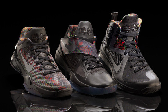 NIKE BLACK HISTORY MONTH PACK. Изображение № 9.