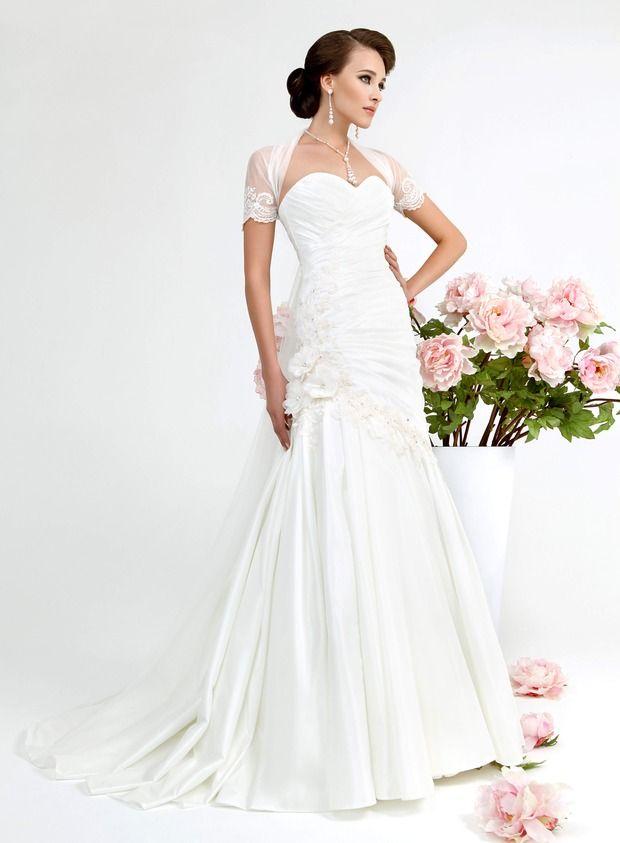 Свадебная Коллекция  от дизайнера Татьяна Каплун-Kookla 2013 ( Simple White ). Изображение №8.