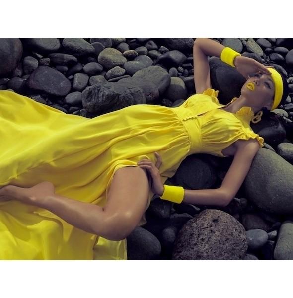 Изображение 11. Съемки: Harper's Bazaar, Marie Claire, Vogue и W.. Изображение № 11.