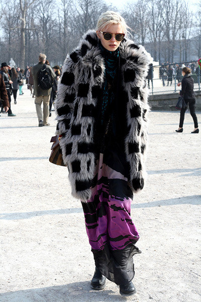 Изображение 16. City Looks: Милан и Париж.. Изображение № 17.
