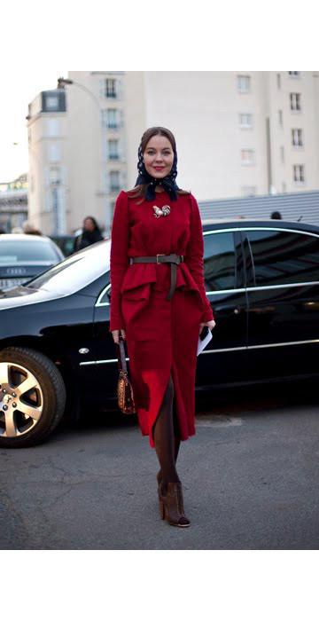 Фотографии Ульяны Сергеенко в стрит-фэшн блогах. Изображение № 3.