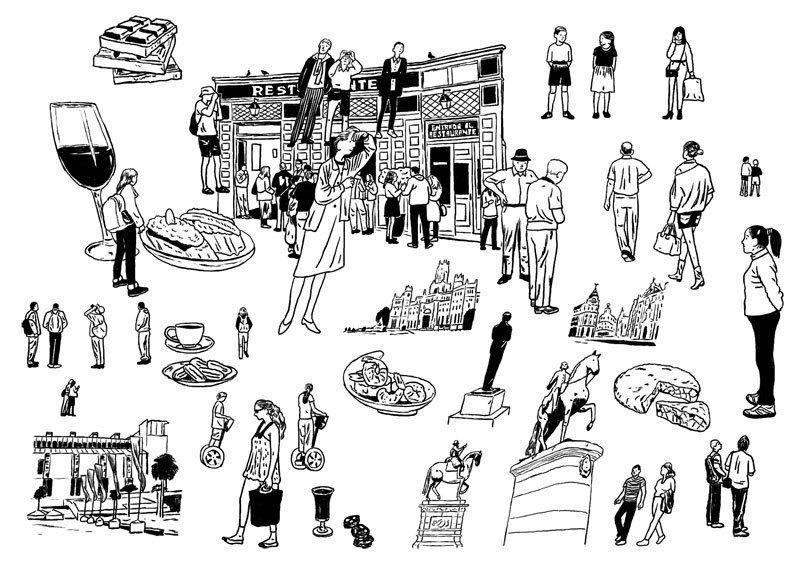 Маша Краснова-Шабаева о том, как работать в любой стране мира. Изображение № 37.