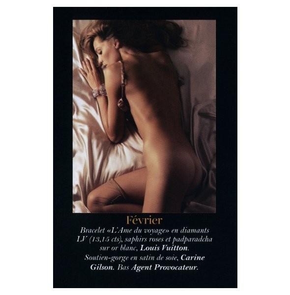 Полная версия календаря французского Vogue на 2011 год. Изображение № 2.