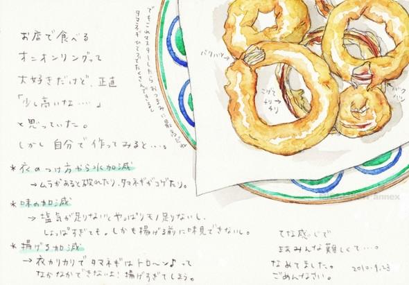Завтрак японской художницы. Изображение № 15.