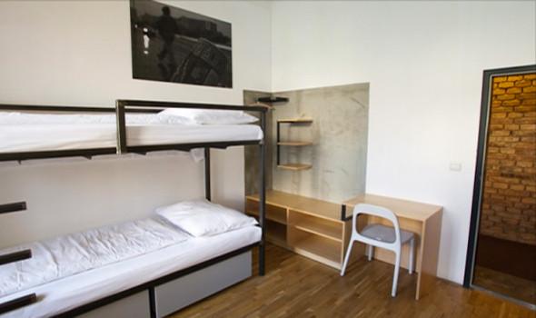 10 европейских хостелов, в которых приятно находиться. Изображение № 74.