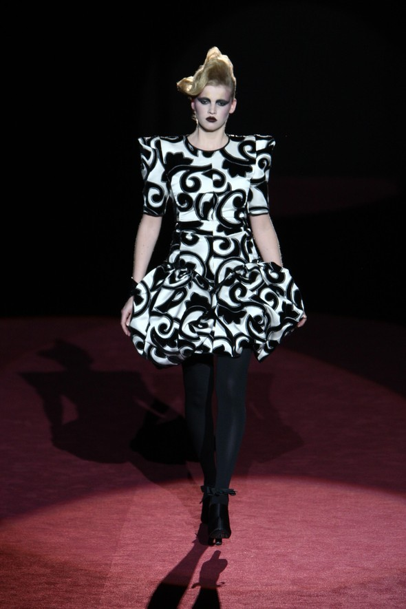 Marc Jacobs fall winter 2009–2010. Изображение № 34.