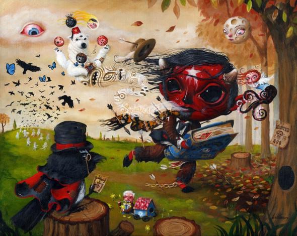 Mark Brown Artwork. Изображение № 4.
