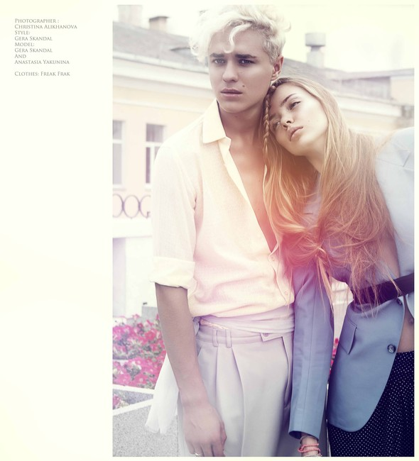Freak Frak and magazine editorial. Изображение № 19.