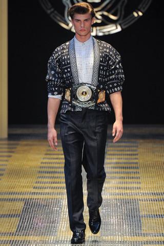 Неделя мужской моды в Милане: День 1. Изображение № 54.