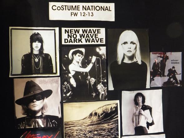 Бэкстейдж показа Costume National. Изображение № 1.