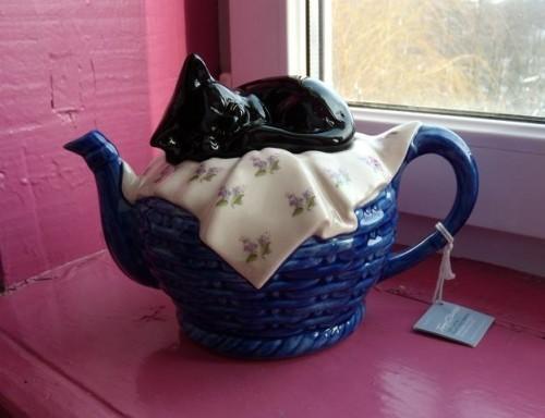 Необычные заварочные чайники. Изображение № 5.