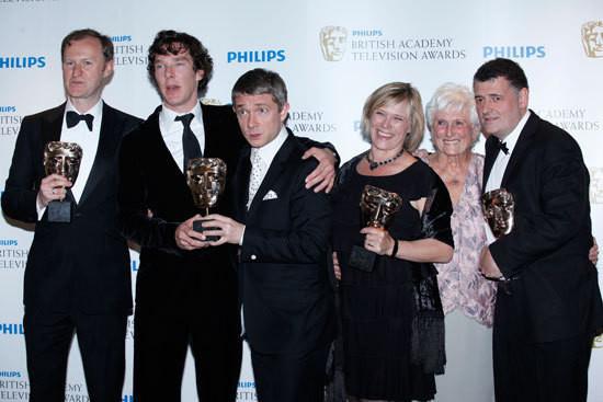 Изображение 1. Актеры «Шерлока» и «Отбросов» награждены британской киноакадемией.. Изображение № 1.