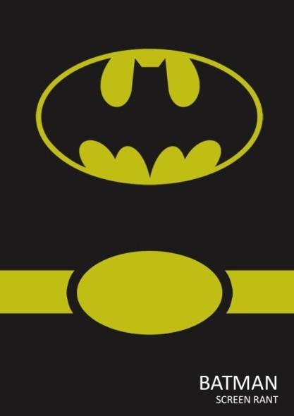Минималистичные супергерои. Изображение № 2.