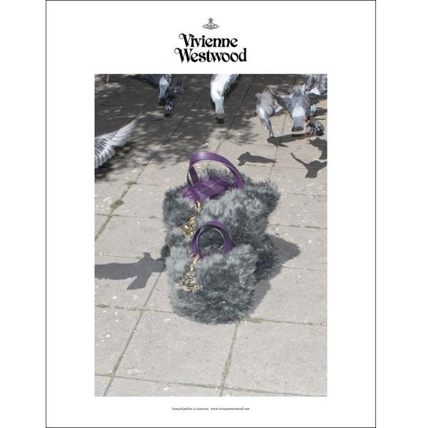 Новые рекламные кампании: Comme des Garcons Shirt, Oliver Peoples и Vivienne Westwood. Изображение № 11.