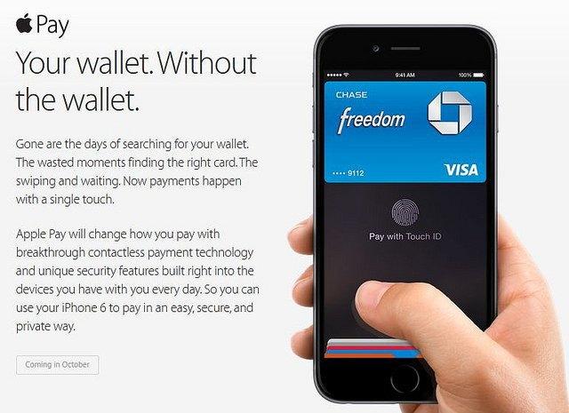 Мошенники в США научились воровать с помощью Apple Pay . Изображение № 1.