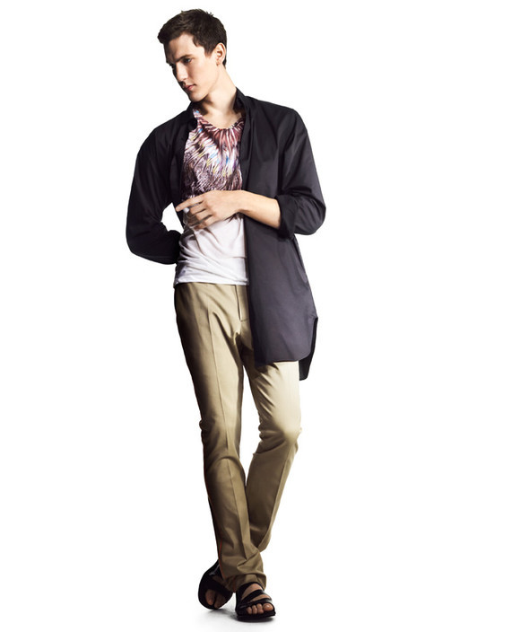 H&M Lookbook Spring 2010. Изображение № 10.