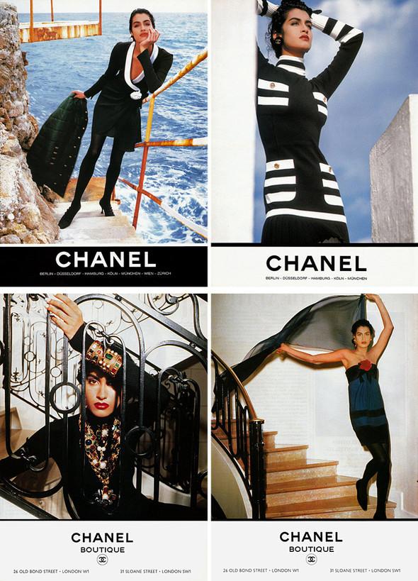 Chanel Advertising. Изображение № 10.