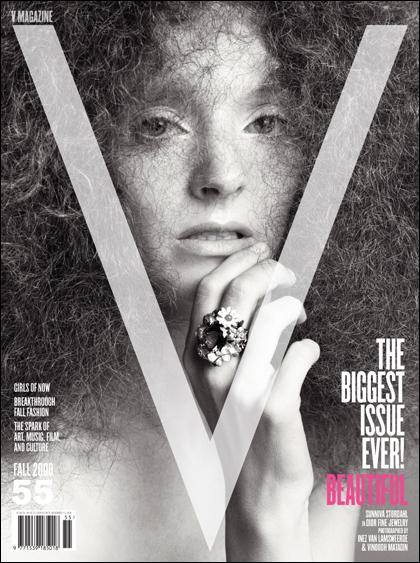 14 вариантов. 1 обложка. Vmagazine. Изображение № 12.
