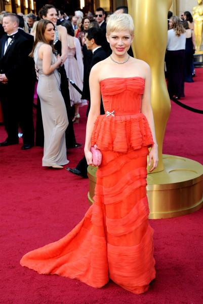 «Оскар»-2012: Красная дорожка. Изображение № 35.