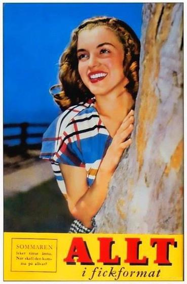 Изображение 34. Marilyn Monroe, pin-up girl.. Изображение № 23.