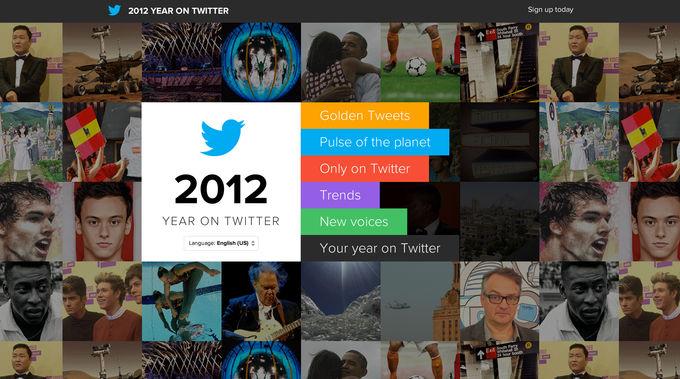 Twitter подвел итоги года. Изображение № 1.