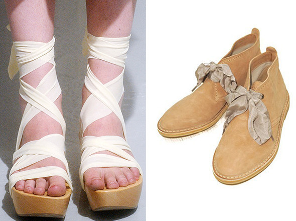 Walking in my shoes: 10 тенденций обуви весны-лета 2011. Изображение № 95.