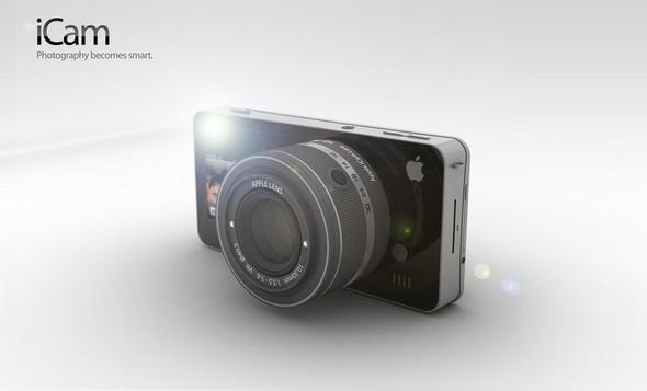 ICam - сделай фотоаппарат из своего iPhone или iPod. Изображение № 6.