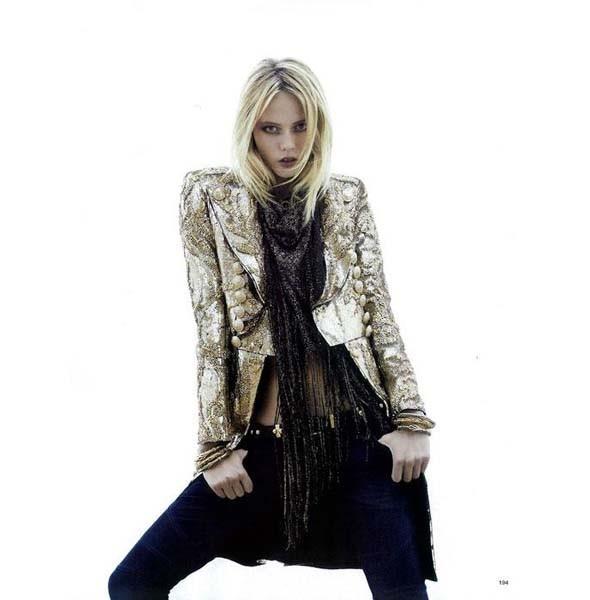 Новые съемки: Numero, Playing Fashion, Tangent и Vogue. Изображение № 38.