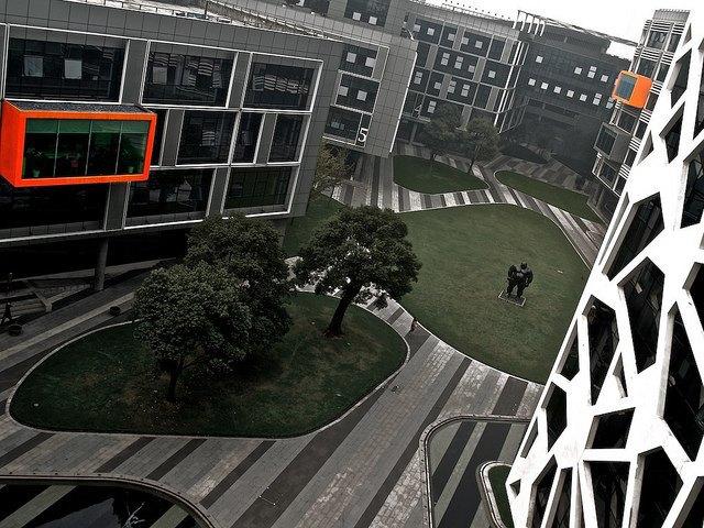 Штаб-квартира Alibaba в Пекине. Изображение № 1.