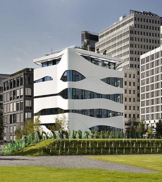 Технологический центр медицинской науки - Берлин. Изображение № 8.