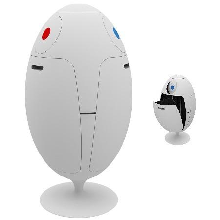 Gianluca Soldi яйцо длямусора. Изображение № 5.