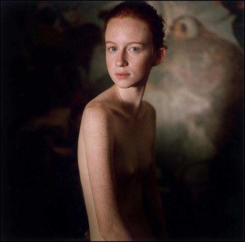 Изображение 31. 9 арт-фотографов, снимающих портреты.. Изображение № 32.