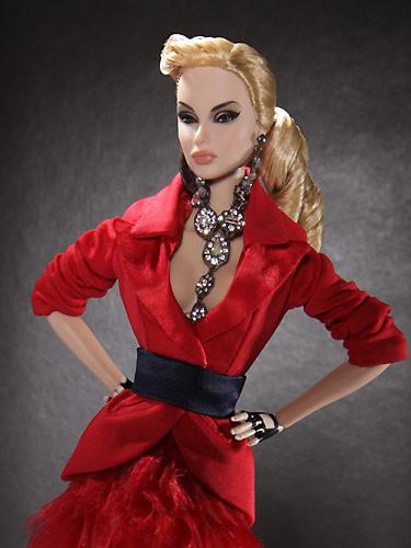Fashion Royalty. Воплощенный кукольный гламур. Изображение № 19.