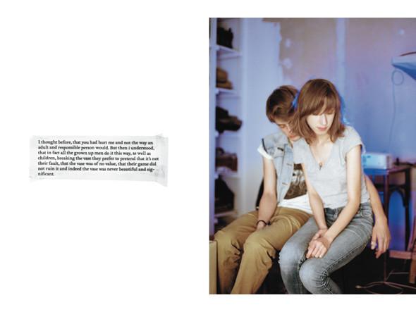 Личный опыт: Как я была студенткой Fabrica, часть 2. Изображение № 22.
