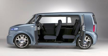 Scionбюджетный вариант дизайнерских авто избудущего. Изображение № 15.