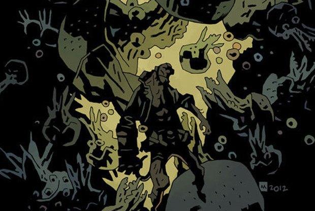 Что читать: 10 новых комиксов. Изображение № 6.