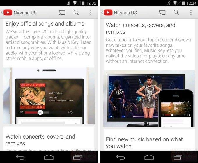 Опубликованы подробности работы музыкального сервиса YouTube . Изображение № 6.