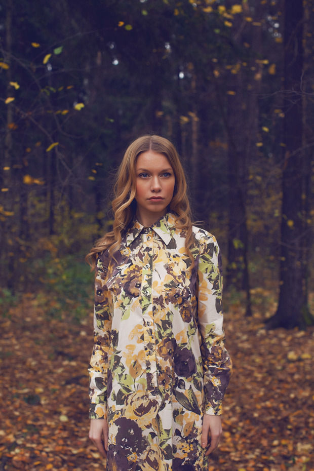 "Новый lookbook ANaзarova ""Fairy Tale"" Fall-Winter 2012-2013. Изображение № 13."
