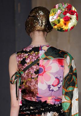Цветной: 35 принтов из коллекций FW 2011. Изображение № 11.