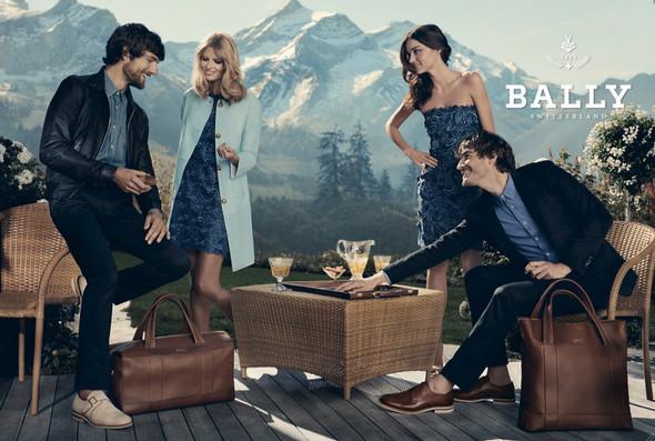 Кампания: Bally SS 2012. Изображение № 8.
