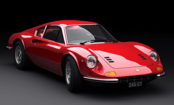 10 самых красивых Ferrari по версии Forbes. Изображение № 4.