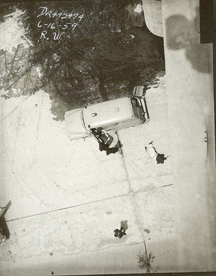 Закон и беспорядок: 10 фотоальбомов о преступниках и преступлениях. Изображение № 119.