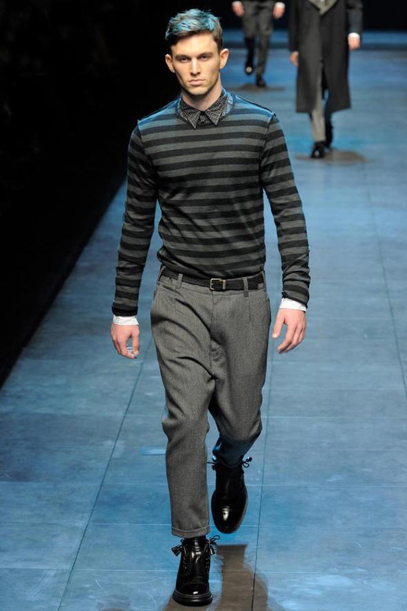 Изображение 3. Milan Fashion Week. Часть 1.. Изображение № 3.