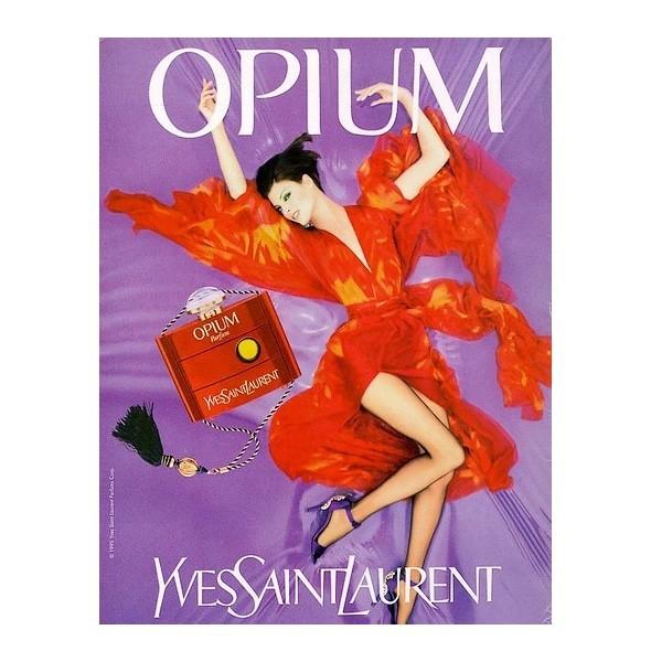 Yves Saint Laurent переиздает Opium. Изображение № 1.