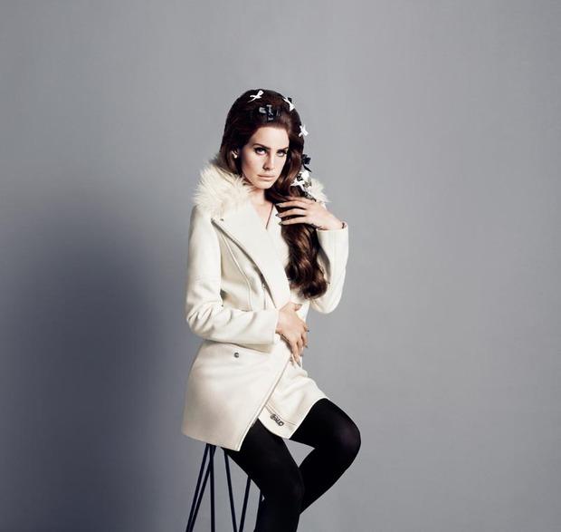 Лана Дель Рей стала лицом H&M. Изображение № 3.