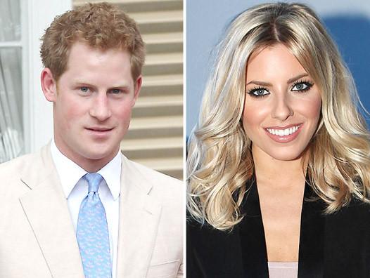 Новая блондинка для принца Гарри. Изображение № 1.